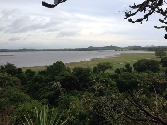 Вид из отеля Kandalama