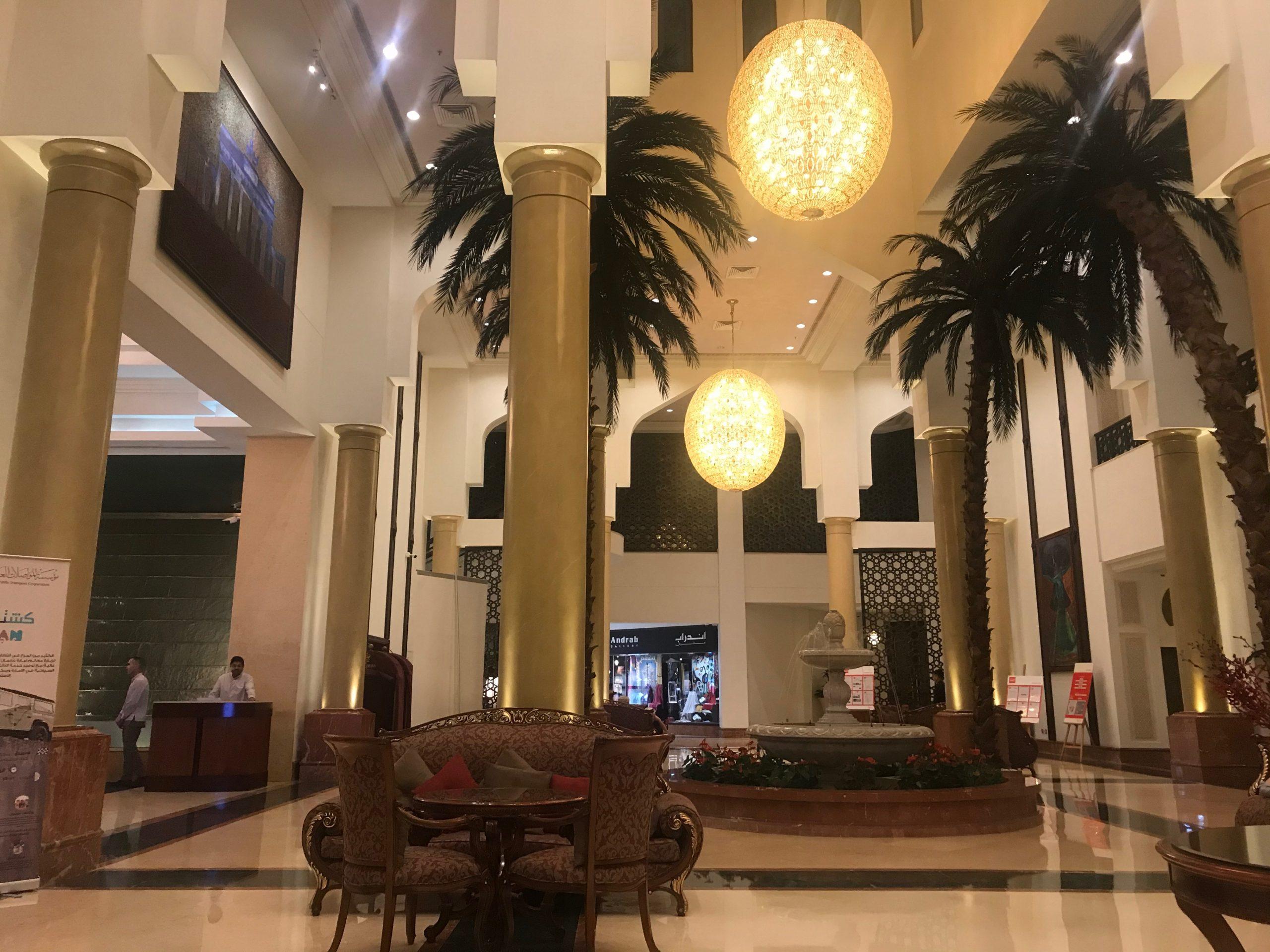 Дубаи. День 1